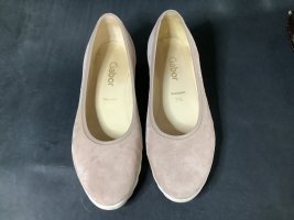 Gabor Slippers dusky pink-mauve