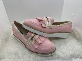 Slipper in Rosé