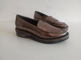Another A Pantofel srebrny-szary