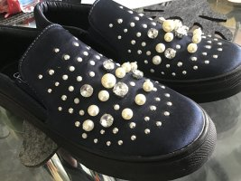 Slipper mit Perlen in 39 Ella cruz