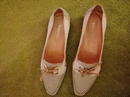 Gero Zapatos formales sin cordones blanco-gris pizarra