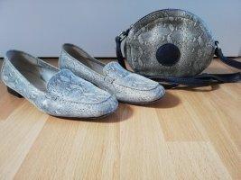 Alfredo Giantin Zapatos formales sin cordones multicolor