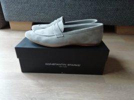 Konstantin Starke Zapatos formales sin cordones gris claro