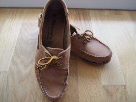 Tamaris Moccasins brown-light brown