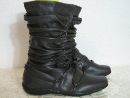 Slouch Stiefel Boots Größe 38 Braun