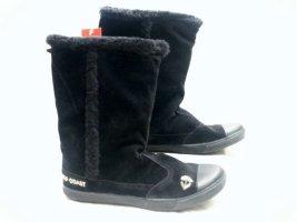 Ocieplane buty czarny