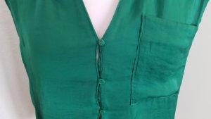 smaragdgrüner bluse in gr s