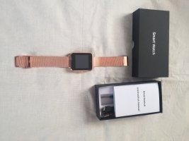 Digital Watch rose-gold-coloured