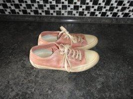Candice Cooper Basket à lacet beige clair-rose