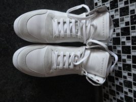 Burberry Lace-Up Sneaker white-bronze-colored