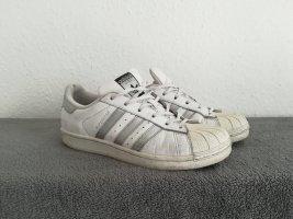 Sneaker Adidas Superstar - white/silver