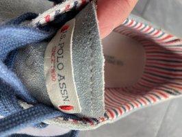 Sneaker blau grau NEU