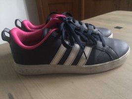 Sneaker blau / pink
