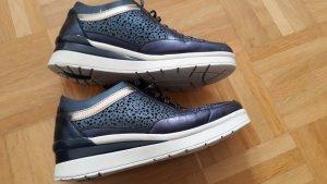 Sneaker blau - weiß Gr. 37 Stonefly (Schnürer)