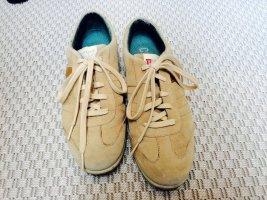 Camper Instapsneakers zandig bruin Leer