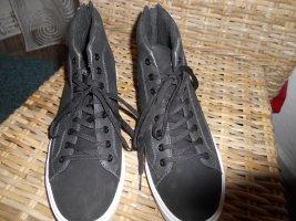 Esprit Sneaker alta blu scuro
