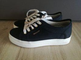 Gant Lace-Up Sneaker black