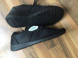 Colloseum Sneaker stringata nero