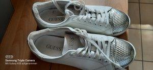 sneaker Guess, weiss 37,5
