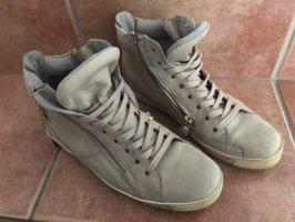 Sneaker high in Beige von Kennel und Schmenger