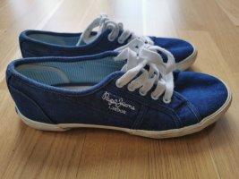 Sneaker in Jeansoptik von Pepe Jeans