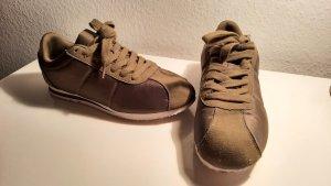 Sneaker Kaki Gold