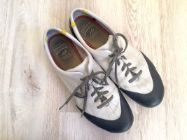 Camper Lace-Up Sneaker white-black leather
