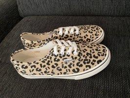 Sneaker Leopardenmuster Gr. 37