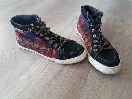 Venice Sneaker alta multicolore