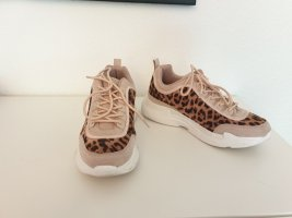 Claudia Ghizzani Lace-Up Sneaker multicolored