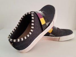 Puma Slip-on Sneakers dark grey