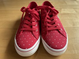 s.Oliver Lace-Up Sneaker red-white