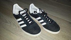 Adidas Sneakers met veters wit-zwart