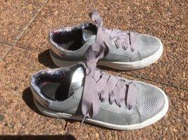 Sneaker, silber/grau DOCKERS