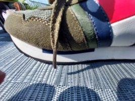 Sneaker Tommy Hilfger khaki