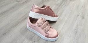 Hailys Hook-and-loop fastener Sneakers pink