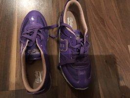 Buffalo Basket à lacet violet