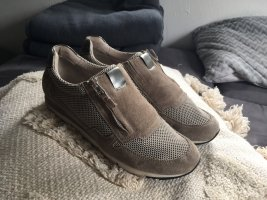 Sneaker von Kennel & Schmenger in taupe Größe 40