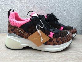 Sneaker von Replay mit Leopardenmuster