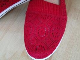 Sneaker von Super Me in Rot. Gr.40 Ein mal angezogen