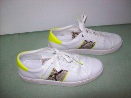 Sneaker weiß von Marco Tozzi