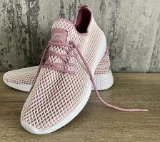 Slazenger Sneaker alta bianco-grigio-lilla