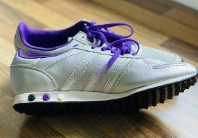 Adidas Originals Sneakers met veters zilver-blauw-paars