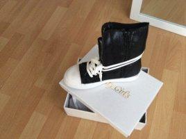 Beauty Girl's Sneakers met veters zwart
