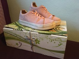 Living Updated Zapatillas altas rosa