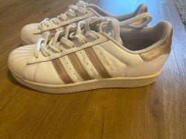 Adidas Skaterschoenen wit-roségoud