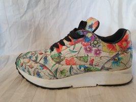 sneakers aus Reptilleder
