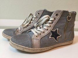 Sneakers in Jeanslook