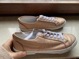 Sneakers Roségold