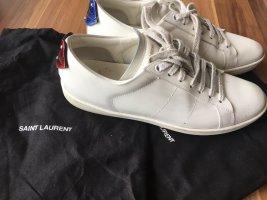 Saint Laurent Lace-Up Sneaker multicolored
